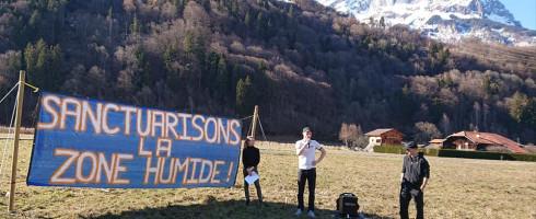 Prise de parole 17 février dans le cadre de la Journée Mondiale des Zones Humides